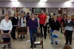 Senior Wellness Class